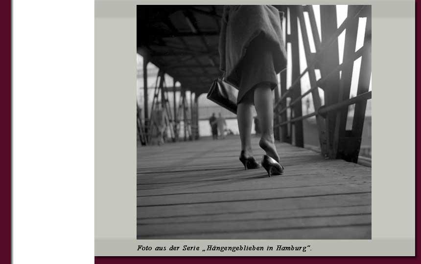 """Foto aus der Serie """"Hängengeblieben in Hamburg""""."""